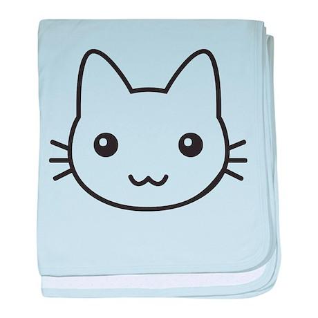 Cute Cat baby blanket