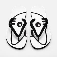 Cute Cat Flip Flops