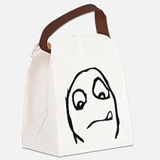 Derp Canvas Lunch Bag