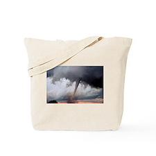 Tornado Fury Tote Bag