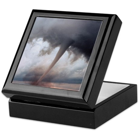 Tornado Fury Keepsake Box