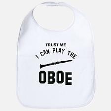 Cool Oboe designs Bib