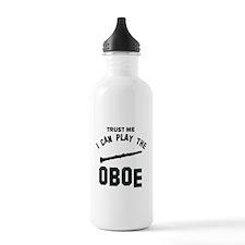 Cool Oboe designs Water Bottle