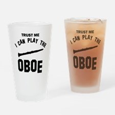 Cool Oboe designs Drinking Glass