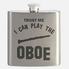 Cool Oboe designs Flask