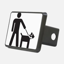 Walking the Dog Hitch Cover
