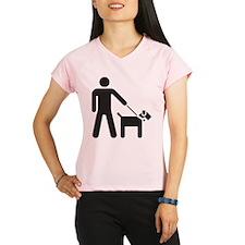 Walking the Dog Performance Dry T-Shirt