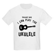 Cool Ukulele designs T-Shirt