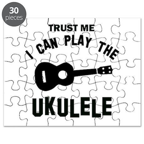 Cool Ukulele designs Puzzle