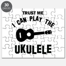 Cool Ukulele designs Puzzle