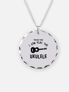 Cool Ukulele designs Necklace