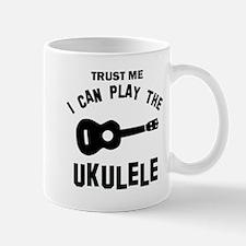 Cool Ukulele designs Mug
