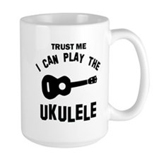 Cool Ukulele designs Mug