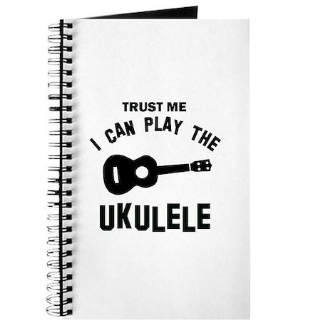Cool Ukulele designs Journal