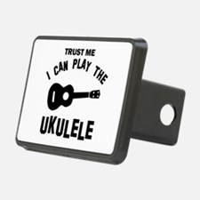 Cool Ukulele designs Hitch Cover