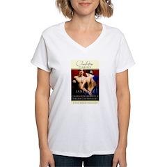 Jane Eyre Women's V-Neck T-Shirt