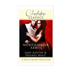 Northanger Abbey Decal