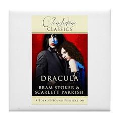 Dracula Tile Coaster