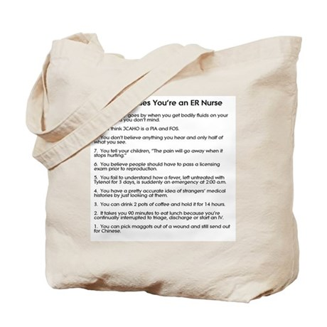 Top Ten Clues Tote Bag