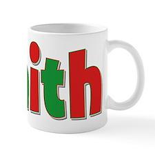 Faith Christmas Mug