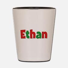 Ethan Christmas Shot Glass