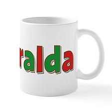 Esmeralda Christmas Small Mug