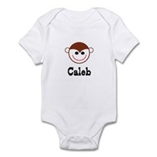 Caleb - Monkey Face Infant Bodysuit