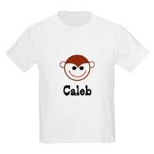 Caleb - Monkey Face Kids T-Shirt