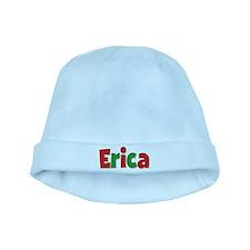 Erica Christmas baby hat
