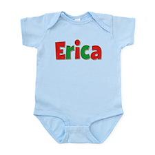 Erica Christmas Infant Bodysuit