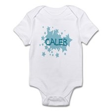 Caleb - Blue Stars Infant Bodysuit