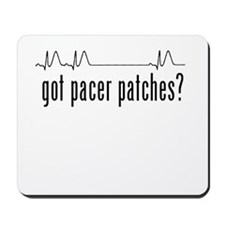 got pacer patches? Mousepad