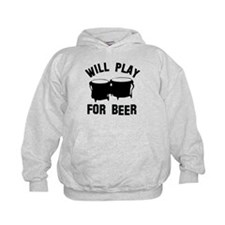Will play the Bongo for beer Hoody