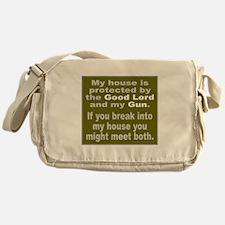2ND/SECOND AMENDMENT Messenger Bag