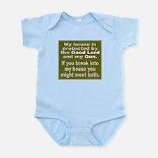2ND/SECOND AMENDMENT Infant Bodysuit
