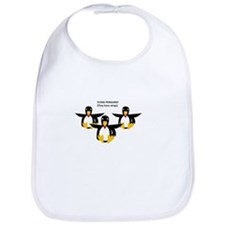 Flying Penguins (they have wings) Bib