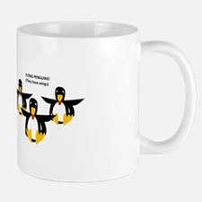 Flying Penguins (they have wings) Mug