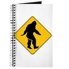 Bigfoot crossing Journal