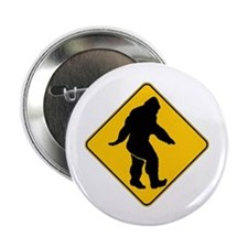 "Bigfoot crossing 2.25"" Button (100 pack)"