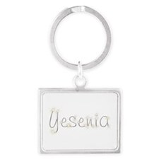 Yesenia Spark Landscape Keychain