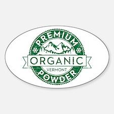 Vermont Powder Decal