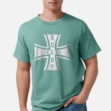 rugby27colored.png Mens Comfort Colors Shirt