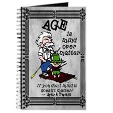 Age is Mind over Matter Journal