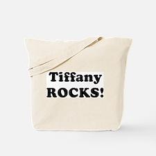 Tiffany Rocks! Tote Bag