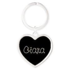 Ciara Spark Heart Keychain