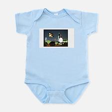 New York Penguins Infant Bodysuit