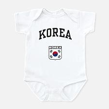 Korea Infant Bodysuit