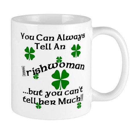 pat62Irishwoman Mugs