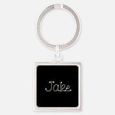 Jake Spark Square Keychain