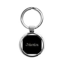 Johnathan Spark Round Keychain
